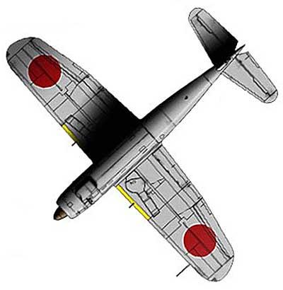 Палубный бомбардировщик-торпедоносец В7А «Рюсей»