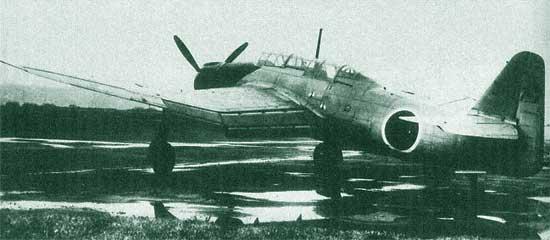 Бомбардировщик-торпедоносец Аичи В7А2