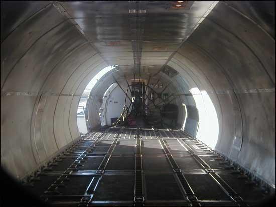 грузовой Боинг 727