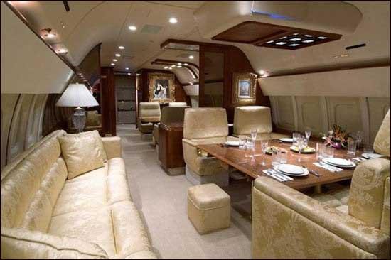 Боинг 727 бизнес-класса