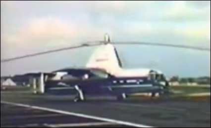 Вертолет Fairey Rotodyne