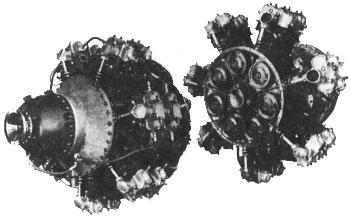 28-цилиндровый звездообразный двигатель BMW803 жидкостного охлаждения