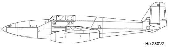 Хейнкель He 280 V2