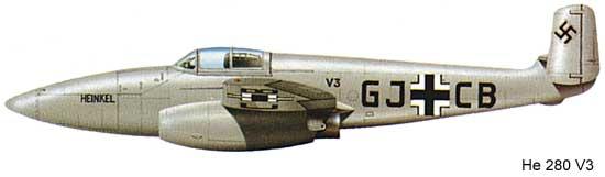 He 280 V3