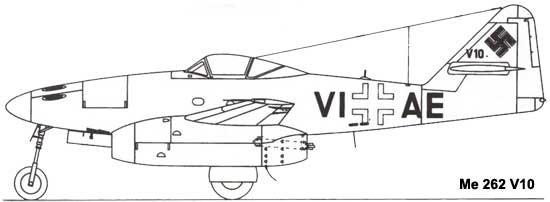 Mr 262 V10