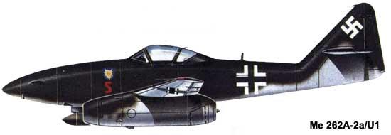 Me 262A-2a/U1