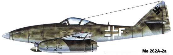 Me 262A-2a