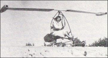 """Вертолет """"Midget"""""""