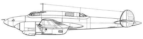 истребитель Ви-100