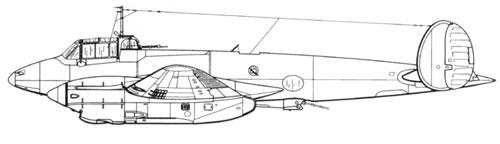 бомбардировщик Пе-2 110-й серии