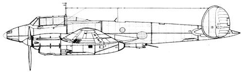 Пе-2 105-й серии