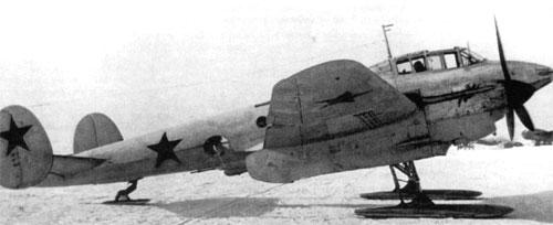 Пе-2 11-ой серии
