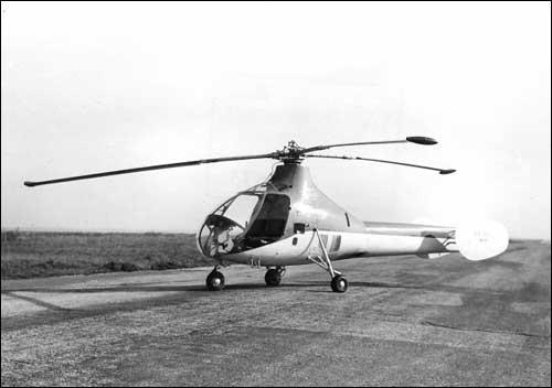 вертолет SO-1100 «Ариель»