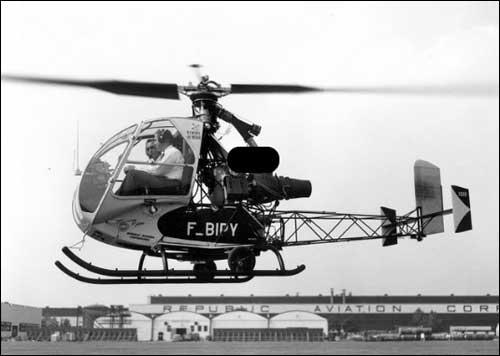 вертолет SO-1221