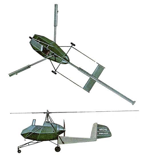 вертолет WNF-342