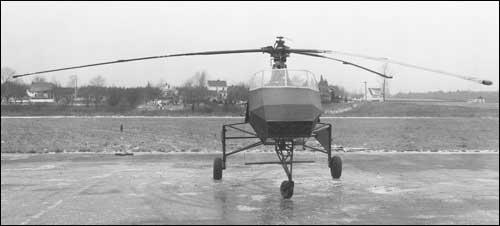 вертолет WNF 342