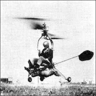 Вертолет XA-6