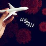 Частный самолет для эвакуации на Родину