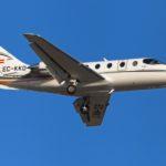Аренда частного самолета: какой лайнер компании Hawker лучше всего подходит для чартера?